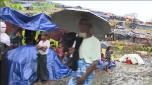 Así es la huida de los refugiados rohingyas que huyen de la matanza en Birmania
