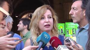 Podemos Andalucía pide diálogo al PP sobre el 1-O