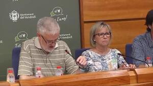 El alcalde socialista de El Vendrell (Tarragona) resiste la presión de los concejales independentistas