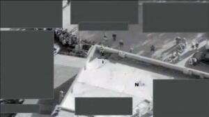 Un dron británico evita una ejecución del ISIS