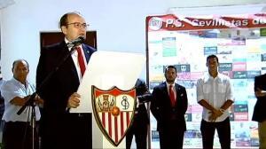 """José Castro: """"La afición dio ante Las Palmas un ejemplo de saber estar y tuvo una actuación magnífica"""""""