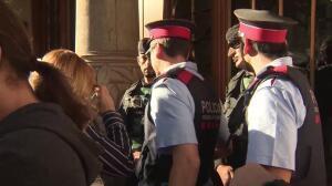 El Gobierno toma el control de los Mossos ante el 1-O