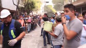 Más de 5.000 escuelas dañadas por el terremoto de México