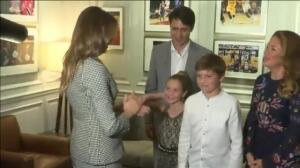 Melania Trump viaja a Canadá para inaugurar los 'Invictus Games'