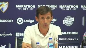 Málaga CF y Athletic Club empatan a tres y se hacen con un punto cada uno