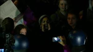 Miles de alemanes se echan a las calles tras la irrupción de la ultraderecha en el Parlamento