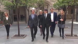 Imponen una fianza de 5,25 millones a Mas por el 9N