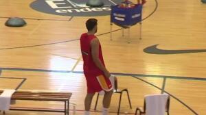 Felipe Reyes deja la selección española de baloncesto
