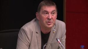 """Otegi: """"El estado no tiene escenario de salida en Cataluña"""""""