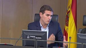 Rivera afirma que Rajoy consintió los gastos del 9-N