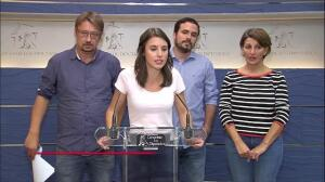 El PDeCAT descarta la declaración de independencia