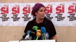 La CUP exige a Puigdemont que levante la suspensión y proclame el lunes la República