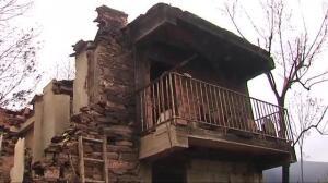 La Sierra de Ancares en Lugo arrasada por el fuego