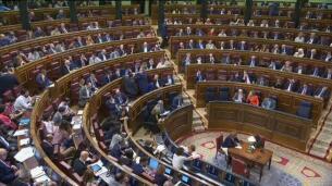 El Congreso reprueba a los ministros de Interior y Exteriores por incumplir la reubicación de refugiados
