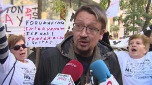 Domènech pide la liberación de los exconsejeros catalanes