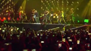 La entrega de Los40 Music Awards reúne a 14.000 personas