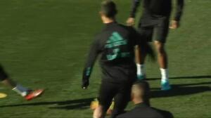 El Real Madrid prepara el decisivo derbi en el estreno del Wanda Metropolitano