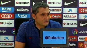"""Valverde: """"El partido más importante mañana en Madrid será el nuestro"""""""