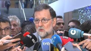 Rajoy, sobre el principio de acuerdo del Brexit: