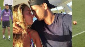Álvaro Morata y Alice Campello esperan su primer hijo