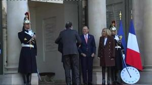 Rajoy asiste en París a la cumbre contra el cambio climático