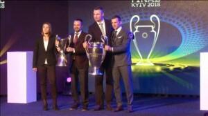 Desvelan el logo de la final de Champions 2018
