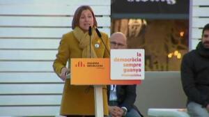 """Forcadell: """"La represión no frenará la República"""""""