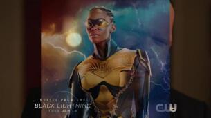 Así es Thunder, la hija de Black Lightning