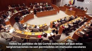 Los gazapos catalanistas que salpican sus libros escolares de Aragón
