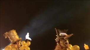 Niza celebra sus carnavales en medio de fuertes medidas de seguridad