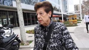 Primeras imágenes de la madre de Arantxa Sánchez Vicario