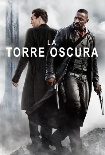 poster de la pelicula la torre oscura