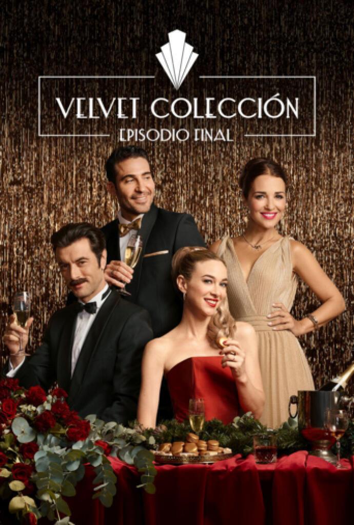Velvet Colección Serie Play Series