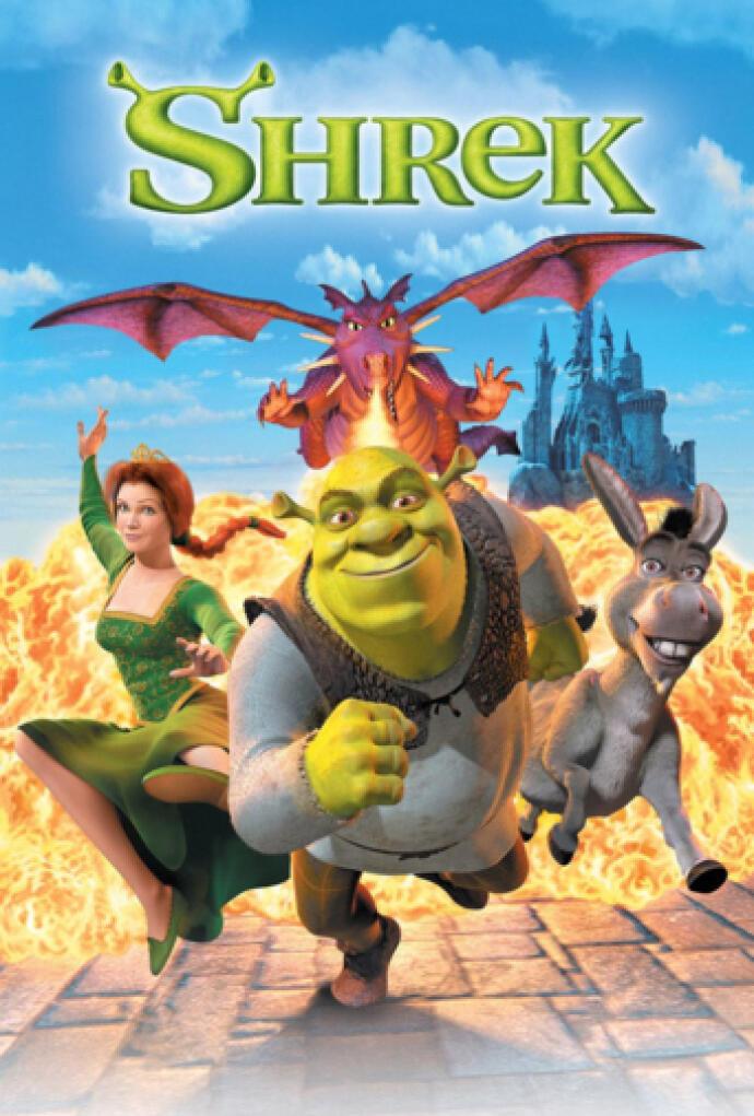 Shrek (2001) Película - PLAY Cine