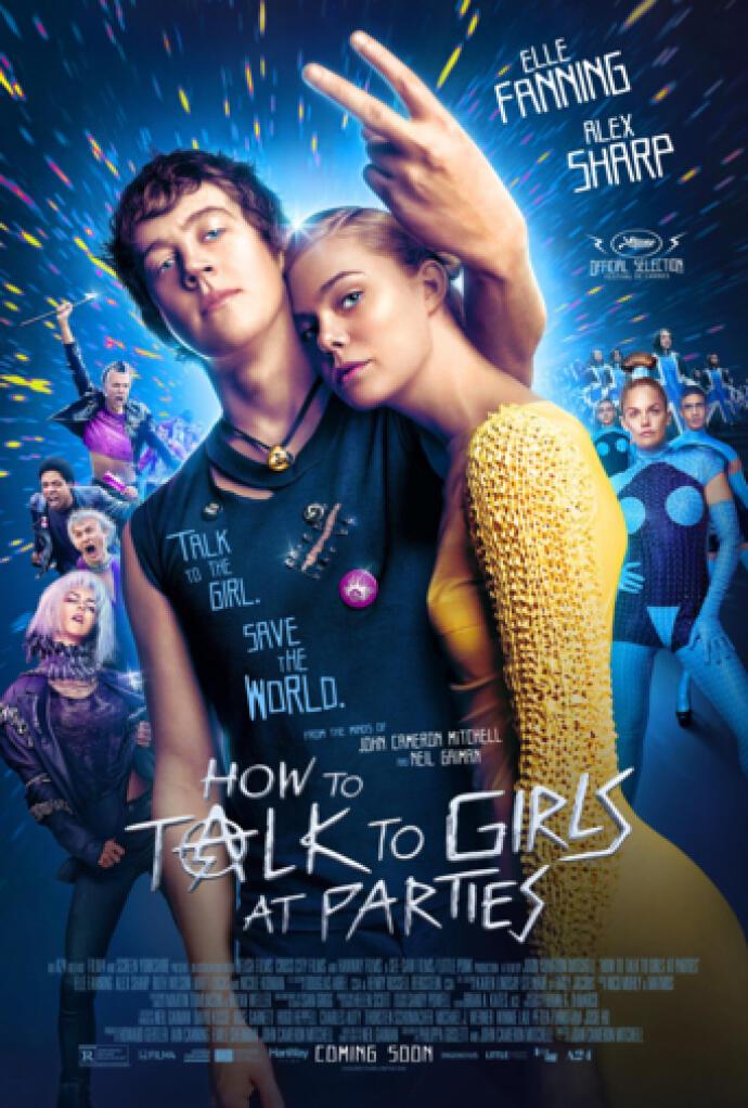 Cómo Hablar Con Chicas En Las Fiestas 2017 Película Play