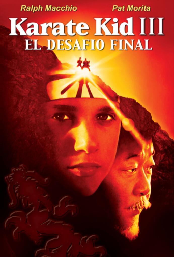 Karate Kid Iii El Desafío Final 1989 Película Play Cine