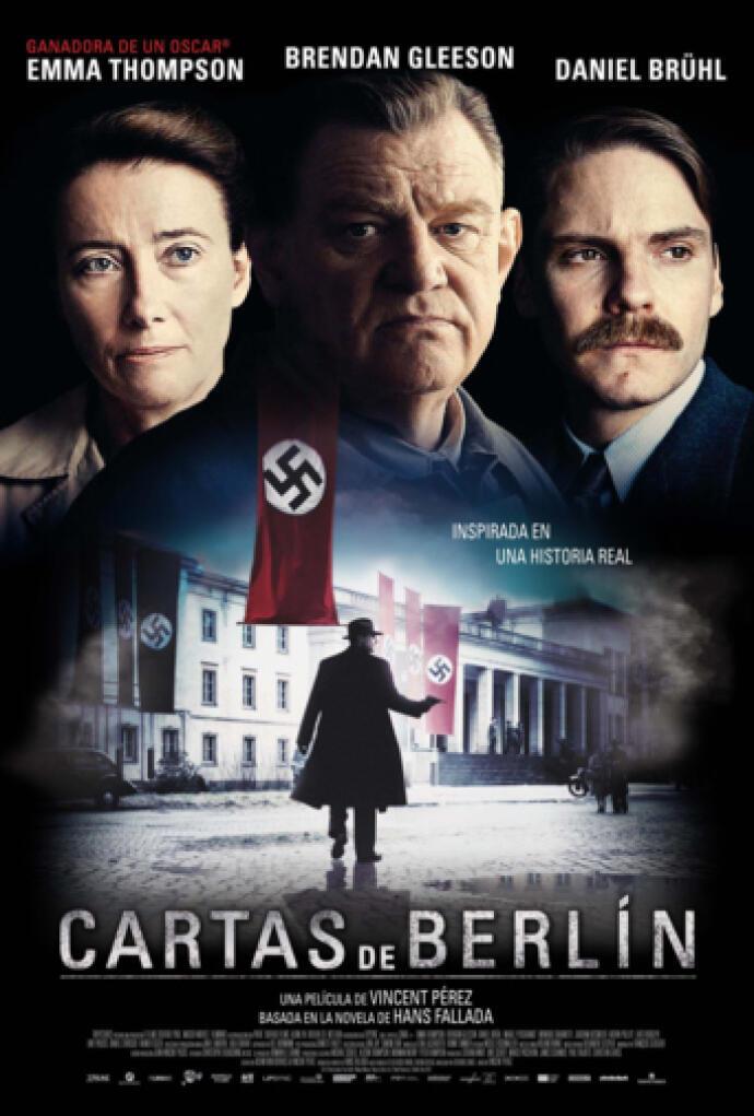 Cartas de Berlín (2016) Película - PLAY Cine
