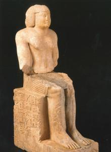 3de6e38cc Escultura del sacerdote Gemefsetkap