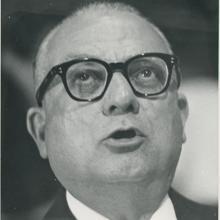 Rómulo Betancourt, en 1958