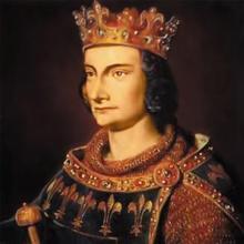 Retrato de Felipe IV el Hermoso