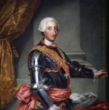 Retrato del Rey Carlos III de España