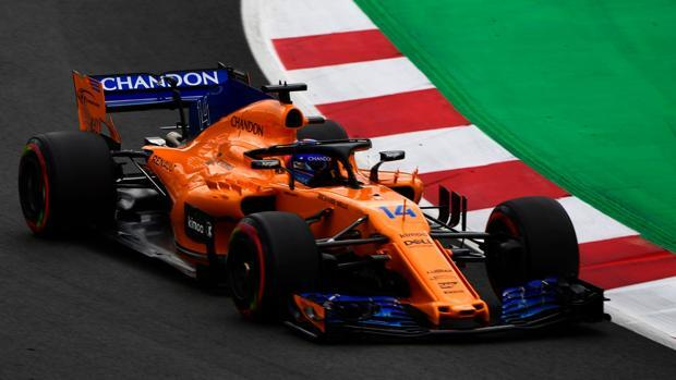 Alonso sigue sumando