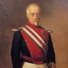 Retrato de Francisco Javier Girón Ezpeleta